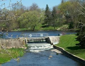 Plymouth Dam