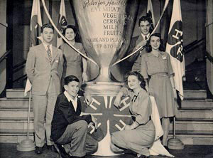 4-H Club Historical Photo
