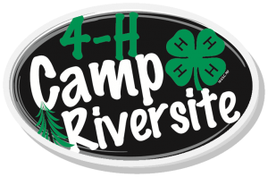4-H Camp Riversite logo